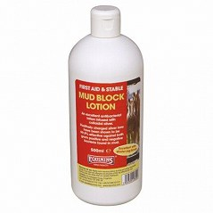 Mud Block Lotion 500ml