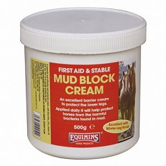 Mud Block Cream 500g